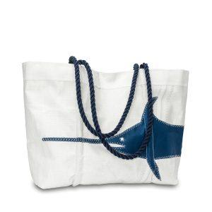 Segeltuchtasche Westwind Schwertfisch Blau